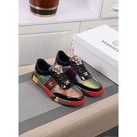 Versace Men's 2021 New Fashion Casual Shoes Sneaker Sport Running Shoes 04
