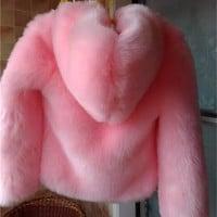 Cozy pink Kitten from Teanna Wiley Collection