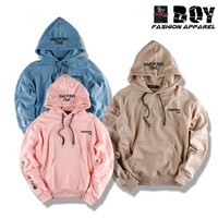 Hats Winter Couple Men's Fashion Long Sleeve Hoodies [10141576711]