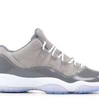 "Air Jordan 11 Low ""Cool Grey"" Sneaker"