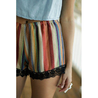 Tumble For You Shorts