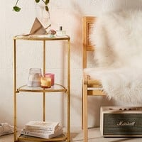 Dalia Triangle Side Table | Urban Outfitters