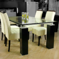 Scandinavia Furniture Metairie New Orleans Louisiana offers Contemporary & Modern Furniture for your Living Room - STAR - TIFFANY RECTANGLE DINING TABLE - ScandinaviaFurniture.com