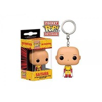 Funko Pop Pocket Saitama Keychain One Man Punch