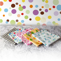 5PCs Handkerchiefs from the factory fabric