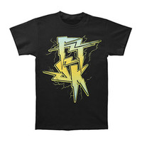 Forever The Sickest Kids Men's  Slim Fit T-shirt Black