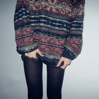 The Mystery Hipster Sweater