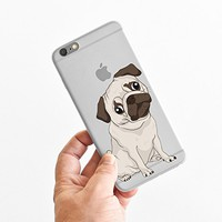 for iPhone 5C - Super Slim Case - Pugs - Cute Pugs - Pugs Lover - Dogs Lover - Pet Lover
