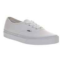 Vans Authentic True White - Unisex Sports