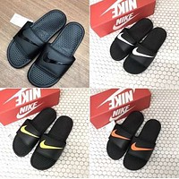 NIKE Man Casual Slipper Sandal Shoes