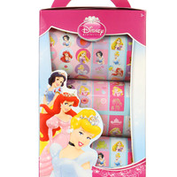 DISNEY PRINCESS STICKER TOTE