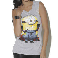 Despicable Me Halloween Tank | Shop Just Arrived at Wet Seal