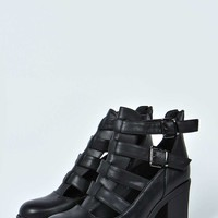 Charlie Cut Work Cleated Shoe Boot