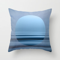 mon coeur Throw Pillow by findsFUNDSTUECKE
