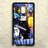 Game Of Thrones Adventure Time Samsung Galaxy Note 3 Case