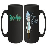 Rick and Morty - Tiny Rick Ceramic Coffee Mug