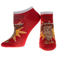 Toy Story - Woody Red Socks