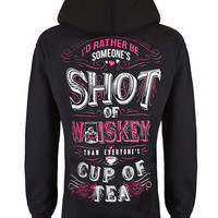 Hoodie: Someone's Shot of Whiskey