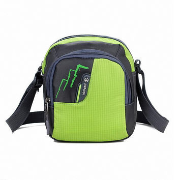 Waterproof men's casual oxford fabric commercial messenger bags high quality brand design cross body bags LI-527