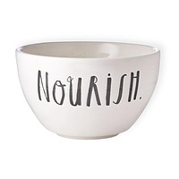 Rae Dunn Stem Print Bowl - Nourish