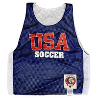 USA Soccer Reversible Pinnie