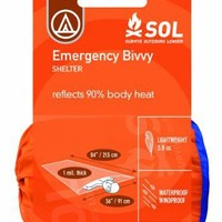 Survive Outdoor Longer Emergency Bivvy
