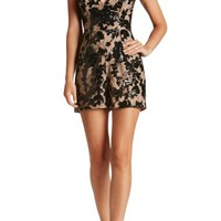Dress the Population Carly Romper (Nordstrom Exclusive) | Nordstrom