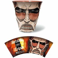 Attack on Titan Colossal Titan Plastic Cup **Preorder**
