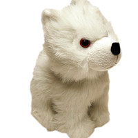 Game of Thrones Ghost Wolf Plush Doll