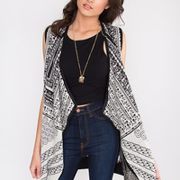 Multiplier Cardigan Vest
