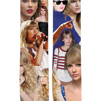 Taylor Swift Paparazzi Crew Socks