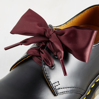 Pretty in Peckham Shoelaces in Oxblood - 26"