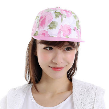 Hip Hop Ladies Summer Casual Outdoor Baseball Cap