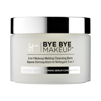 Sephora: IT Cosmetics : Bye Bye Makeup™ 3-in-1 Makeup Melting Cleansing Balm : face-wash-facial-cleanser