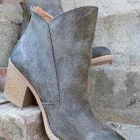 Comfort Kickin' Ankle Boots