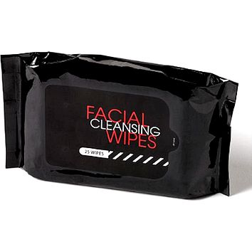 SG COLLECTION FACIAL CLEANSING WIPES