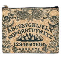 Ouija Board XL Cosmetic Bag, and other designs