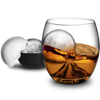 On The Rock Glass Set