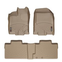 2007 Ford Edge | WeatherTech FloorLiner custom fit car floor protection from mud, water, sand and salt. | WeatherTech.com