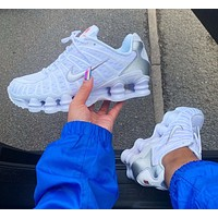 Nike Sportswear Shox TL Fashion leisure running shoes