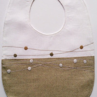 Baby bib buble - Soft Couture