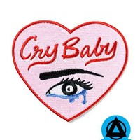 Little Arrow - Cry Baby Heart Patch