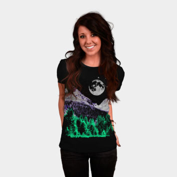 Mountain Landscape T Shirt By Sushilove Design By Humans