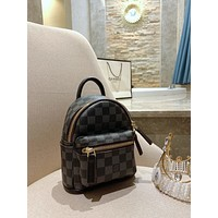 lv louis vuitton shoulder bag student bag lightwight backpack womens mens bag travel bags 13