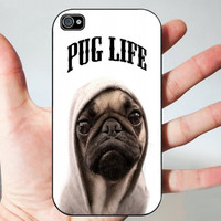PUG LIFE DOG iPhone Case And Samsung Galaxy Case