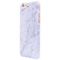 White Marble Soft Case for   iPhone 6 6S 4.7''