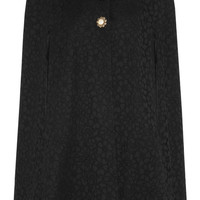 Dolce & Gabbana - Embellished cotton-blend lace cape