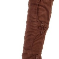 Not Rated Women's Warm Up Knee-High Boot