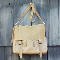 Campus Leather Tote