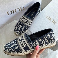 DIOR Fisherman's shoes